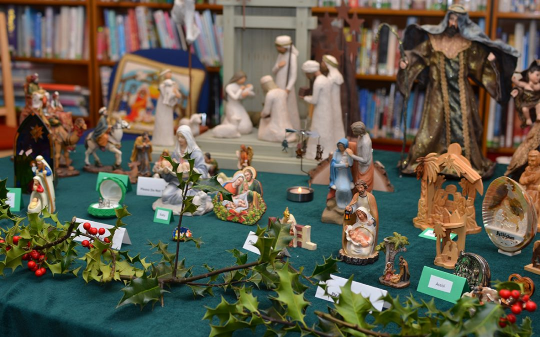 Christmas Crib Exhibition 2018