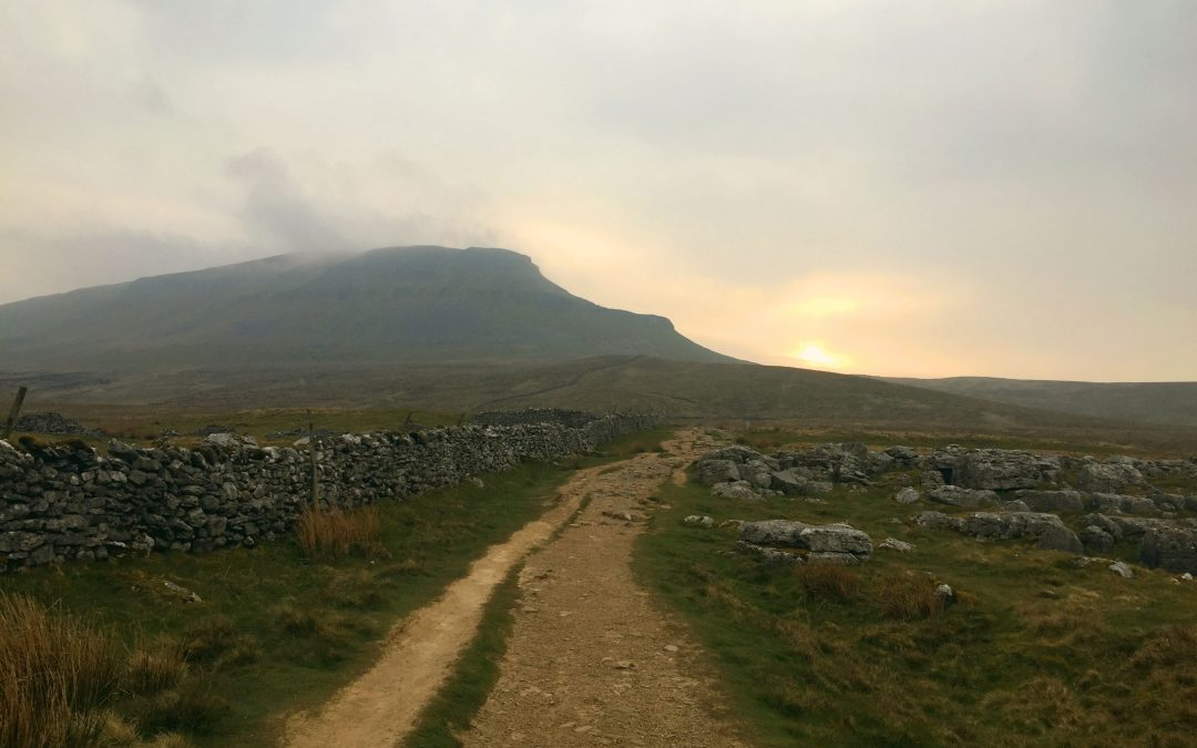 Rachael's Yorkshire Three Peak Challenge!
